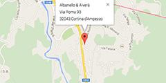 Albanello & Alverà - Dove siamo